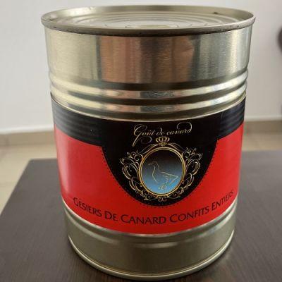 Патешка воденичка конфи 765 гр.  - Изображение 1
